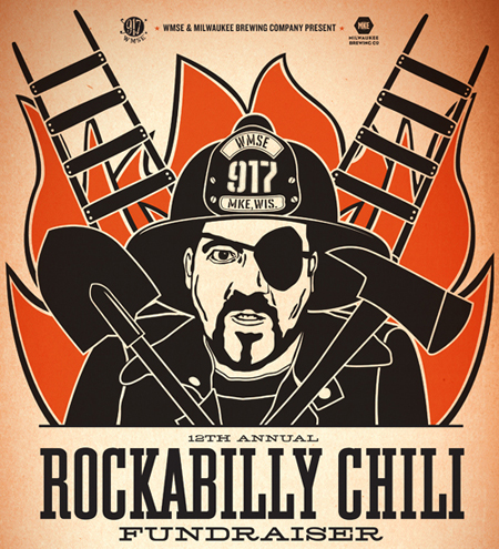 WMSE Rockabilly Chili 2014