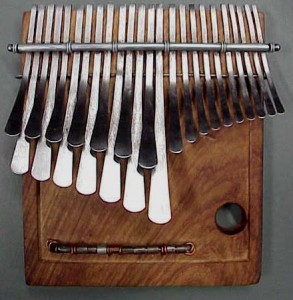 World Music Monday Instrument of the Week: the Mbira ...