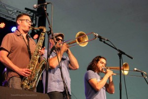 Local/Live: Extra Crispy Brass Band @ Todd Wehr Conference Center | Milwaukee | Wisconsin | United States