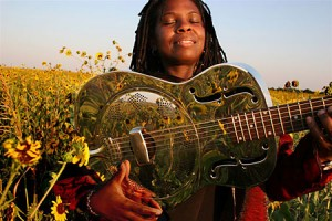 phone interview: Ruthie Foster