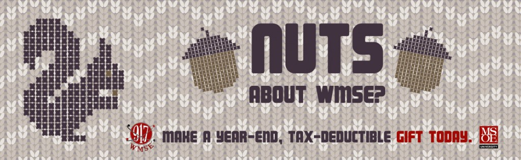 nuts about wmse