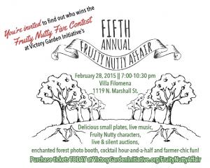 Vicoty Garden's - Fruity Nutty Affair @ Villa Filomena | Chapman | Kansas | United States