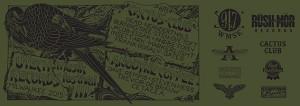 Utech Records Music Festival III @ Anodyne Walker's Point, Rushmor Records, Cactus Club    Milwaukee   Wisconsin   United States