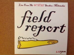 "WMSE Releases Field Report 7"" on Record Store Day @ Exclusive & Co., Rush Mor, Acme, Bulls Eye"