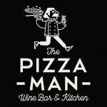 Pizza Man twitter logo