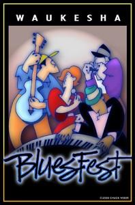 Waukesha BluesFest @ Naga-Waukee Park | Hartland | Wisconsin | United States