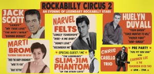 Rockabilly Circus 2 @ Northern Lights Theater | Milwaukee | Wisconsin | United States