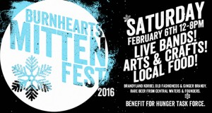 Mitten Fest at Burnhearts @ Burnhearts  | Milwaukee | Wisconsin | United States