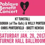 Pablove 8 @ The Turner Hall Ballroom | Milwaukee | Wisconsin | United States