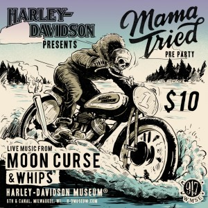 Mama Tried Pre-Party Harley-Davidson Museum @ Harley-Davidson Museum  | Milwaukee | Wisconsin | United States