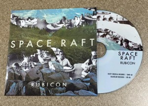 "Space Raft ""Rubicon"" LP/CD Album Launch Party @ Mad Planet  