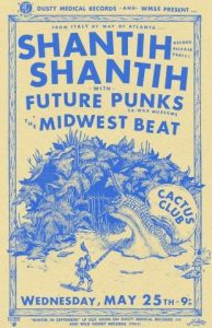 SHANTIH SHANTIH Record Release @ Cactus Club @ Cactus Club | Chicago | Illinois | United States