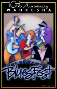 Waukesha Blues Fest 10th Anniversary @ Nega-Waukee Park | Pewaukee | Wisconsin | United States