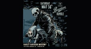 Brewtown Rumble Pre-Party at Harley-Davidson Museum @ Harley-Davidson Museum | Milwaukee | Wisconsin | United States