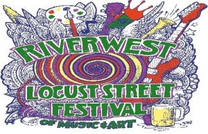 Locust Street  Festival of Music and Art @ Milwaukee | Wisconsin | United States