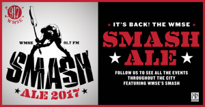 SMASH Burger + SMASH Ale 17 @ Fuel on 5th / DJ Buzz is on the Decks @ Fuel Cafe  | Milwaukee | Wisconsin | United States