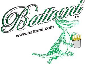 Battomi Gator Guzzler Logo