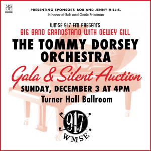4th Annual Big Band Grandstand Gala and Silent Auction @ Turner Hall Ballroom | Milwaukee | Wisconsin | United States