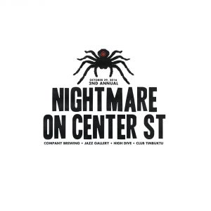WMSE Presents Nightmare on Center Street @ Nightmare on Center Street | Milwaukee | Wisconsin | United States