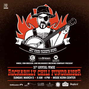 WMSE's 15th Annual Rockabilly Chili @ MSOE Kern Center | Milwaukee | Wisconsin | United States