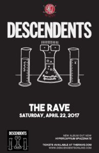 The Descendents @The Rave @ The Rave | Milwaukee | Wisconsin | United States