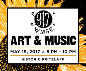 WMSE Presents Art & Music @ Pritzlaff | Milwaukee | Wisconsin | United States