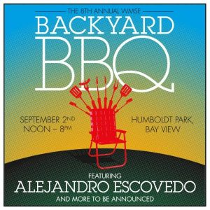 WMSE's 8th Annual Backyard BBQ @ Humboldt Park | Milwaukee | Wisconsin | United States