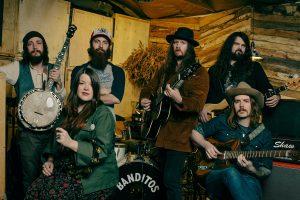 acoustic in-studio + interview: Banditos