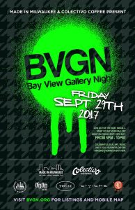 WMSE Presents Bay View Gallery Night @ Bay View | Milwaukee | Wisconsin | United States