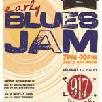 Early Blues Jam @ Puddler's Hall @ Puddler's Hall | Milwaukee | Wisconsin | United States