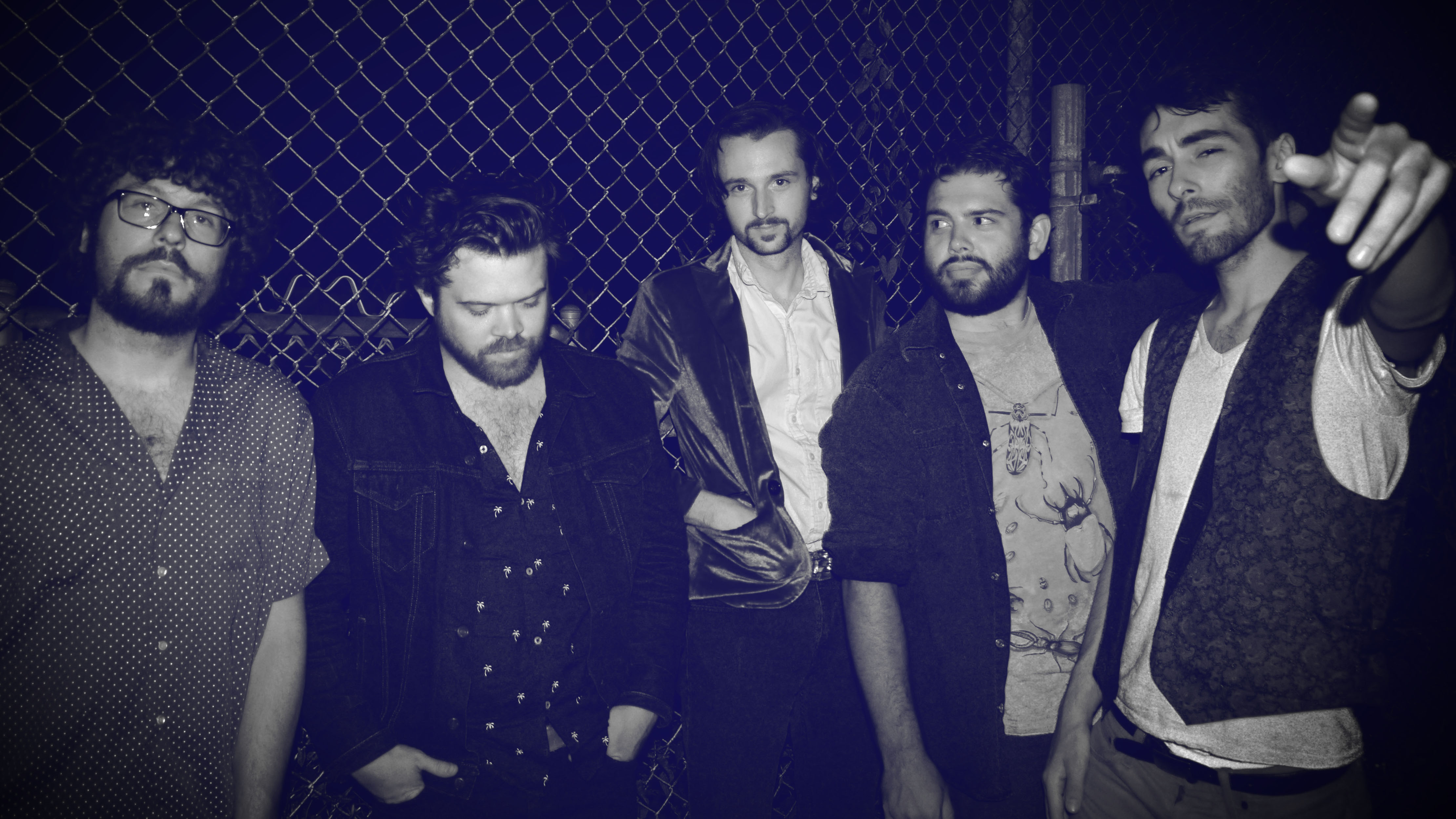 d442f38429e31 Vinz Clortho is a newly-formed supergroup of Milwaukee rock mainstays