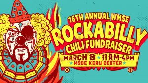 WMSE's 18th Annual Rockabilly Chili @ MSOE Kern Center