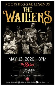 The Wailers @ The Rave