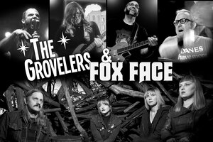 Graf from the Grovelers and Lindsay from Fox Face