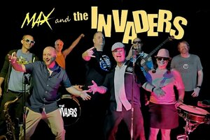 Milwaukee Boat Line Concert Cruise: Max & The Invaders @ MKE Boat Line