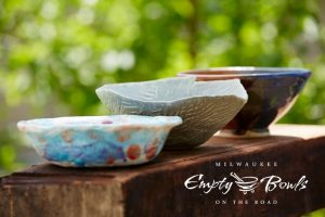 Empty Bowls Pop Up at Out Post in Bay View - The Boogie Bang Gang will broadcast live! @ Outpost Bay View